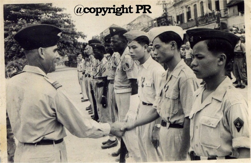 6 éme RIC et défilé de Nam Dinh le 14/07/51 614
