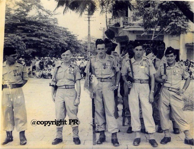 6 éme RIC et défilé de Nam Dinh le 14/07/51 810