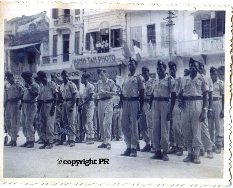 6 éme RIC et défilé de Nam Dinh le 14/07/51 912