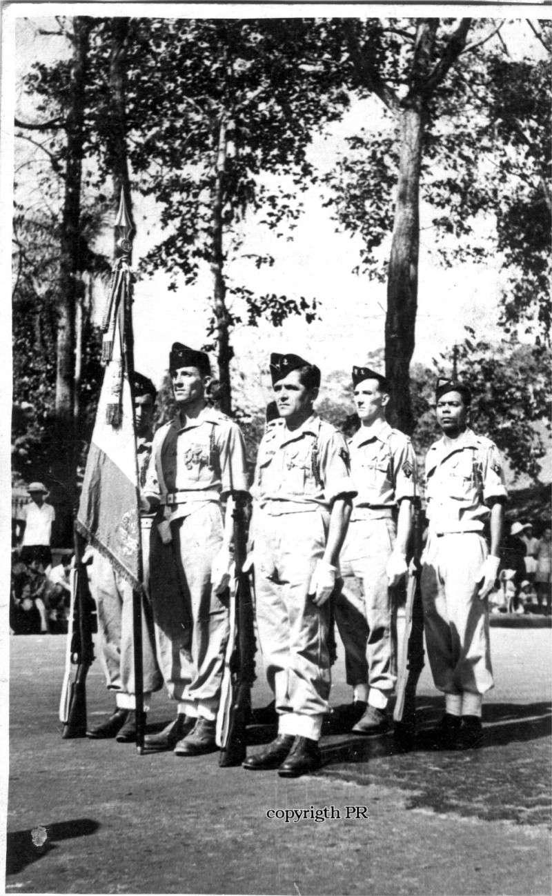 Le 22ème Régiment d'Infanterie Coloniale Drapea11