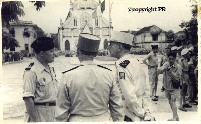 6 éme RIC et défilé de Nam Dinh le 14/07/51 Image112