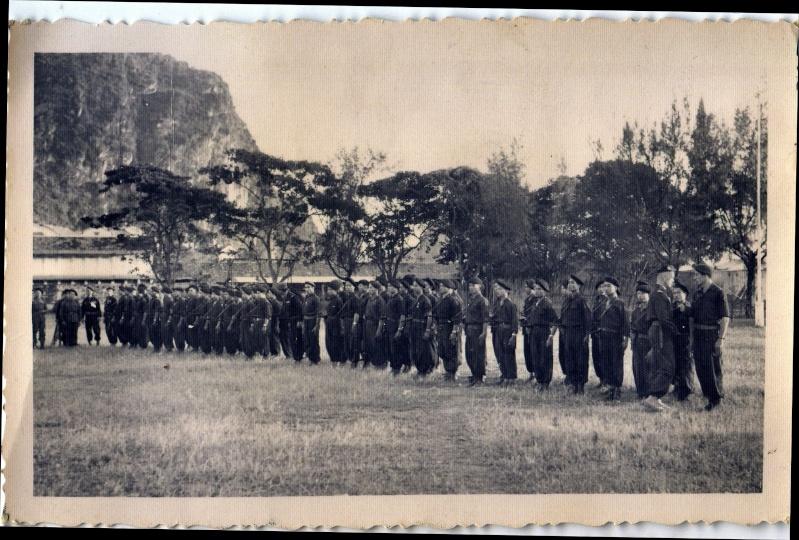 Ecole des commandos Nord Vietnam Vat Chay 1951/1953 Image713