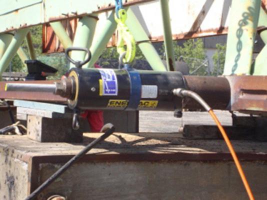 les grues à montage par éléments Hydrau10