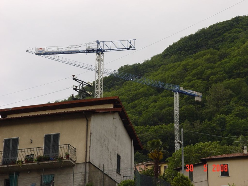Grues Italiennes Tgm510