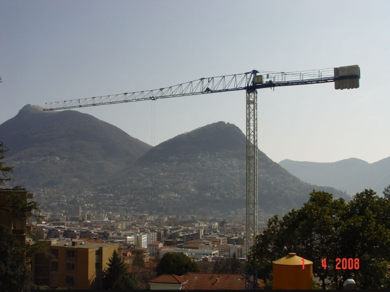 Grues Italiennes Tgm610