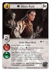 [Meera Reed] Clarifications officielles FFG Meera10
