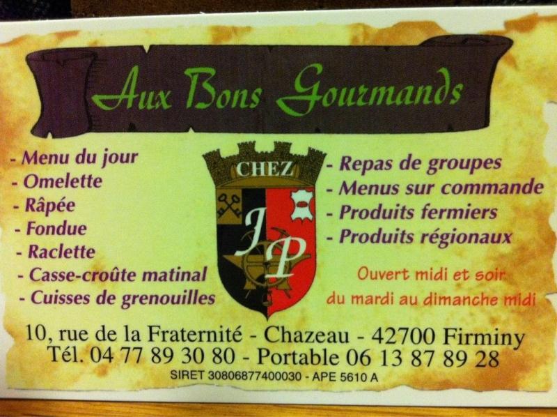 """""""AUX BONS GOURMANDS"""" Ab5f1d10"""