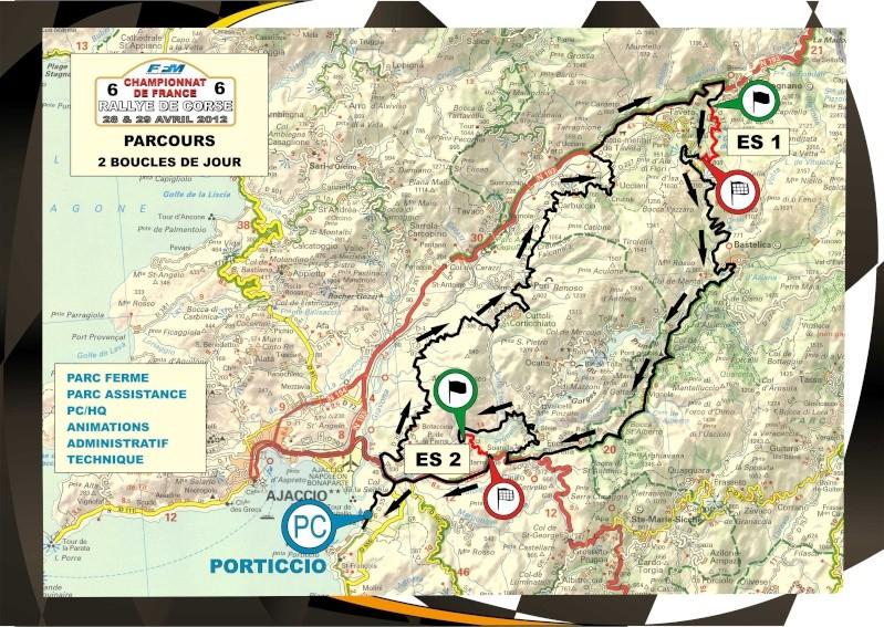 Championnat de France des Rallyes Routiers 2012 P710