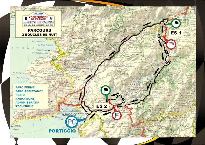 Championnat de France des Rallyes Routiers 2012 P810