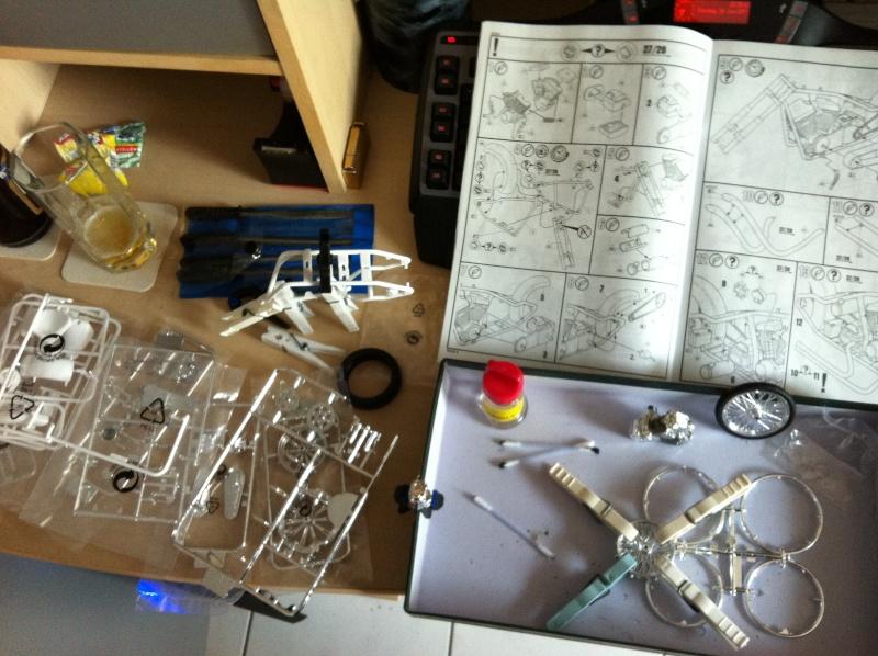 Revell Custom Chopper Gambler Img_0115