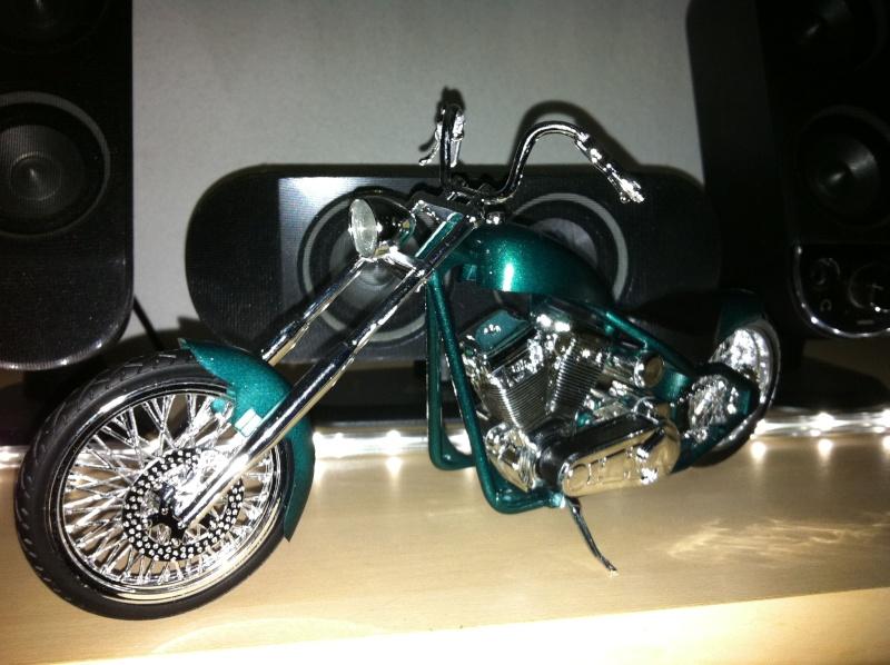 Revell Custom Chopper Gambler Img_0213