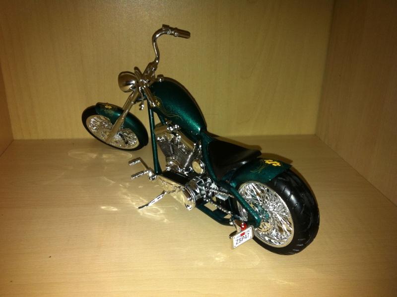 Revell Custom Chopper Gambler Img_0215