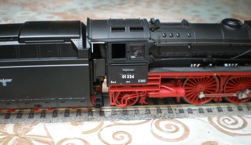Lok 01 226 mit Stromlinientender 01_22614