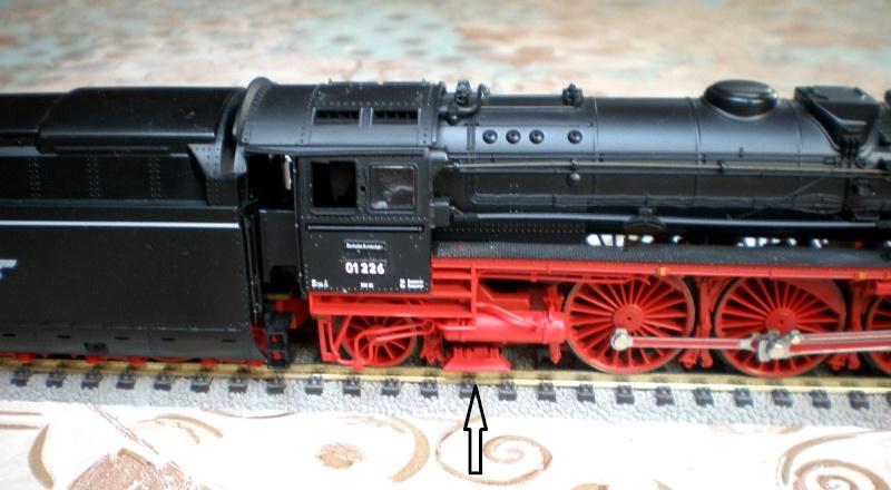 Lok 01 226 mit Stromlinientender 01_22617