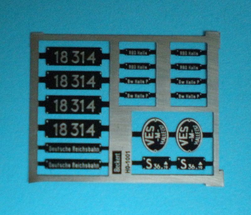 Schnellfahrlok 18 314 in Spur HO - Seite 4 18_31422