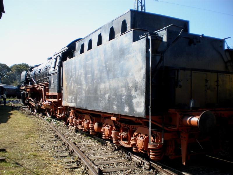 BR 01 der DB mit Hochleistungskessel Aa1210