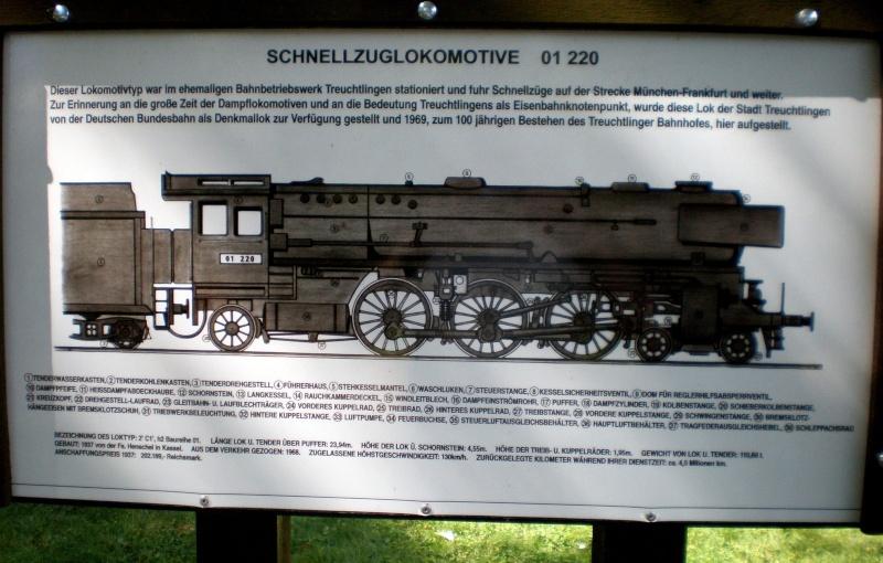 BR 01 der DB mit Hochleistungskessel Aa15a11