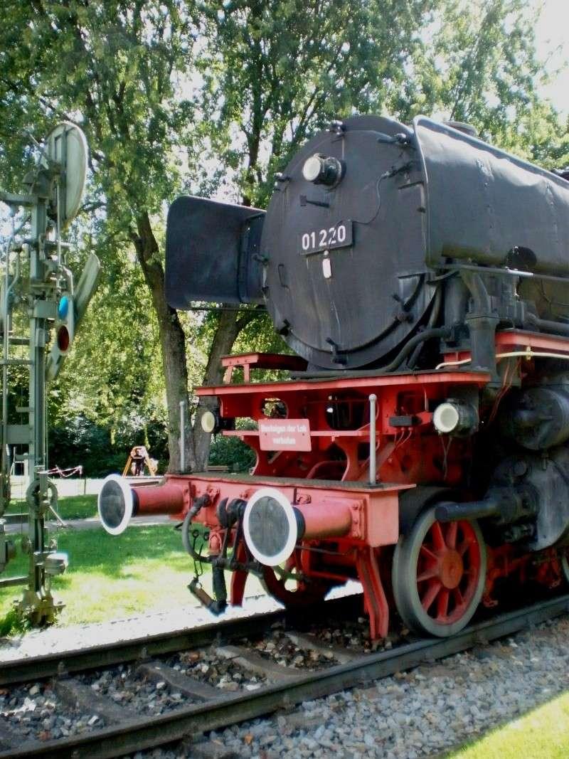 BR 01 der DB mit Hochleistungskessel Aa1711