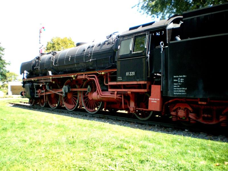 BR 01 der DB mit Hochleistungskessel Aa1910