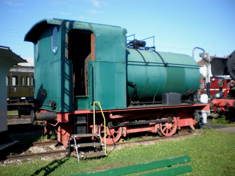 Dampfspeicherloks Aa510