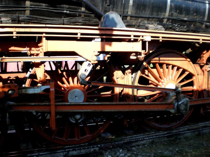 BR 01 der DB mit Hochleistungskessel Aa810