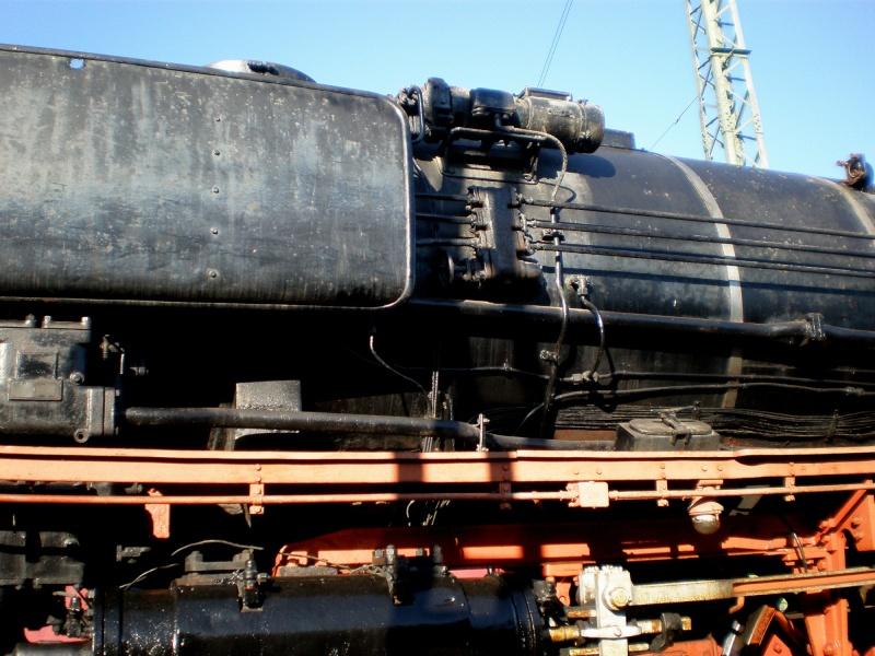 BR 01 der DB mit Hochleistungskessel Aa910