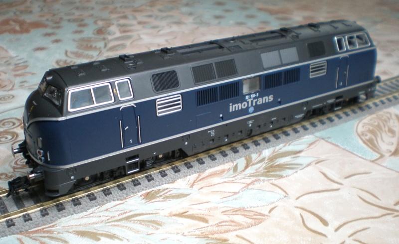 Baureihe 221 / V200.1 der DB Diesel13