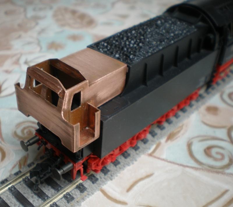 Rucksackkabine für die BR 50 in Spur HO Kab_810
