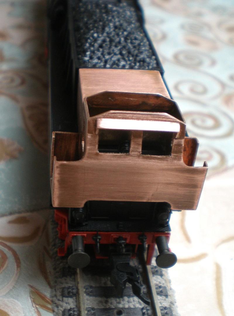Rucksackkabine für die BR 50 in Spur HO Kab_910