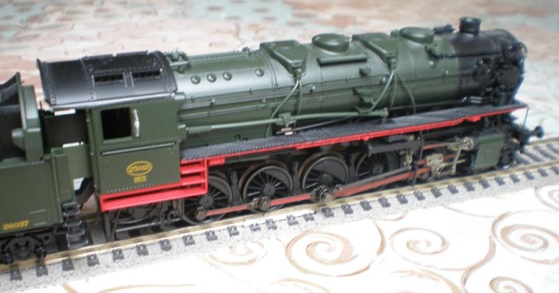 BR 44 in grün mit Tender von BR 50 P3011511