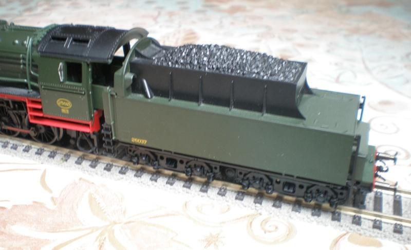 BR 44 in grün mit Tender von BR 50 P3011513