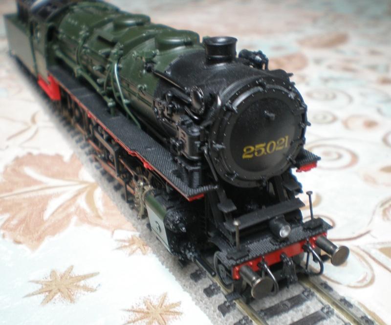 BR 44 in grün mit Tender von BR 50 P3011514