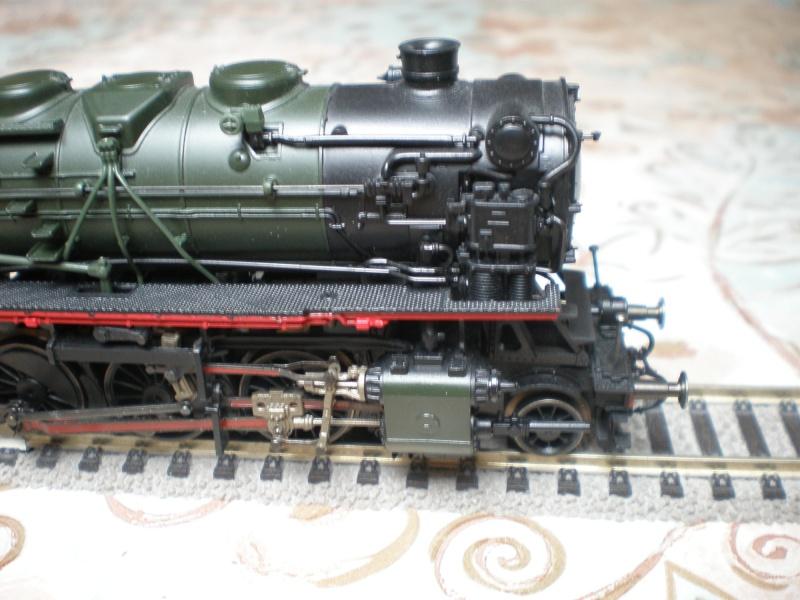BR 44 in grün mit Tender von BR 50 P3011515
