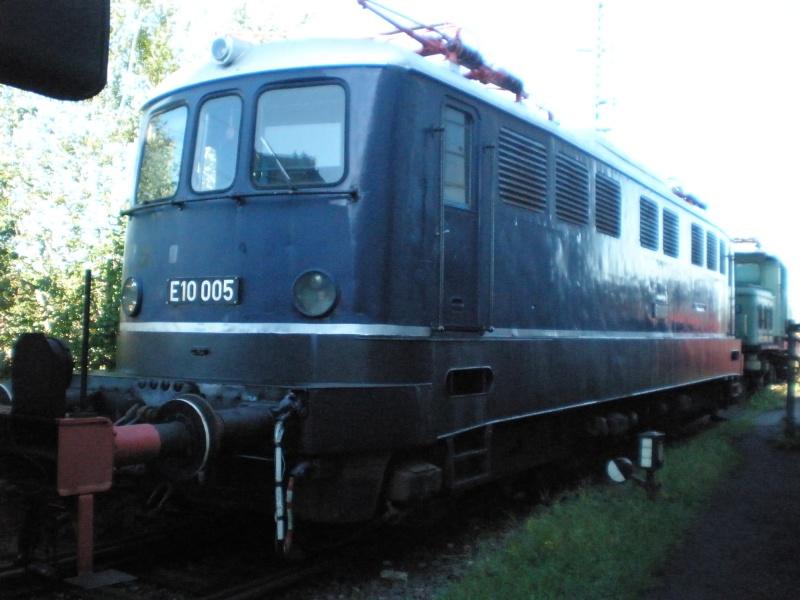 Die E-Lok Baureihe 110 / E10 der DB P8281314