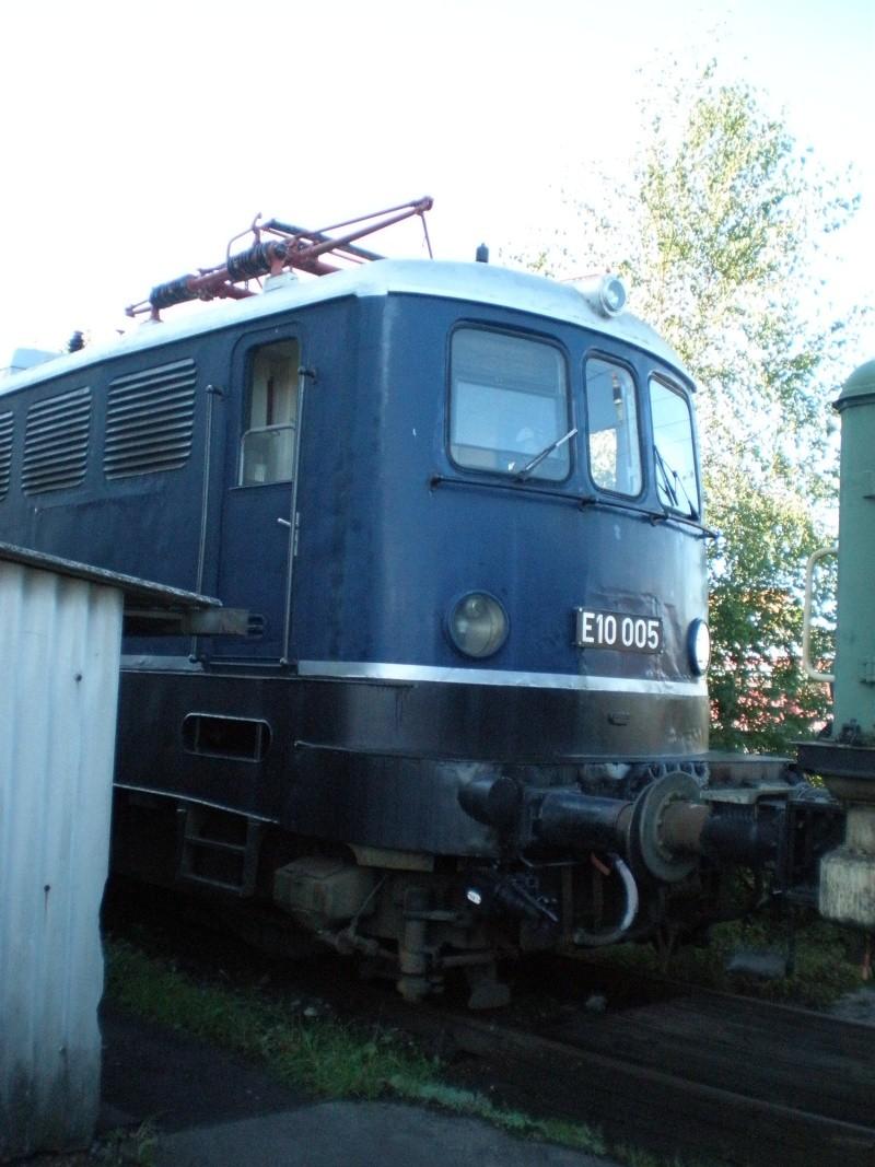 Die E-Lok Baureihe 110 / E10 der DB P8281315