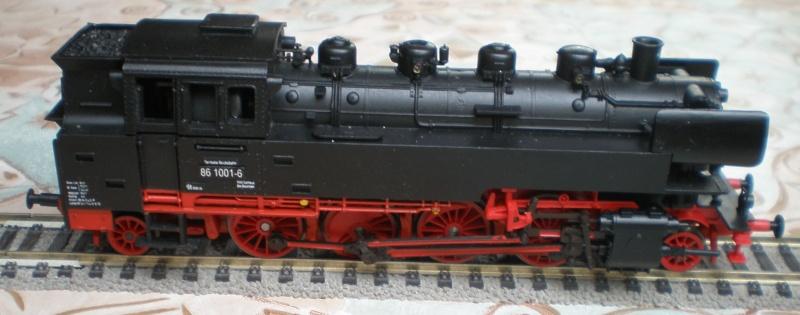 Dampflok BR 86 mit Witte-Windleitblechen Pa090219