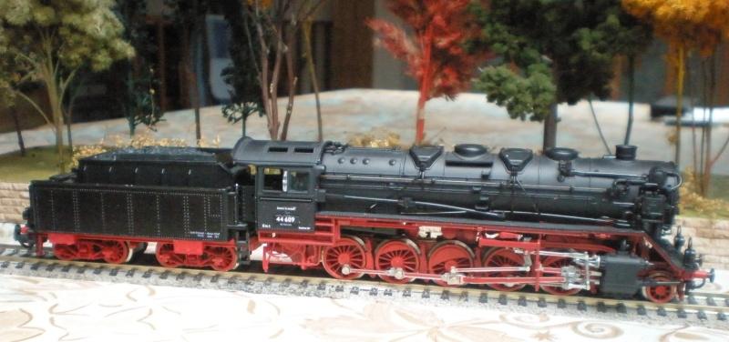 BR 44 mit Preußentender Pb111510
