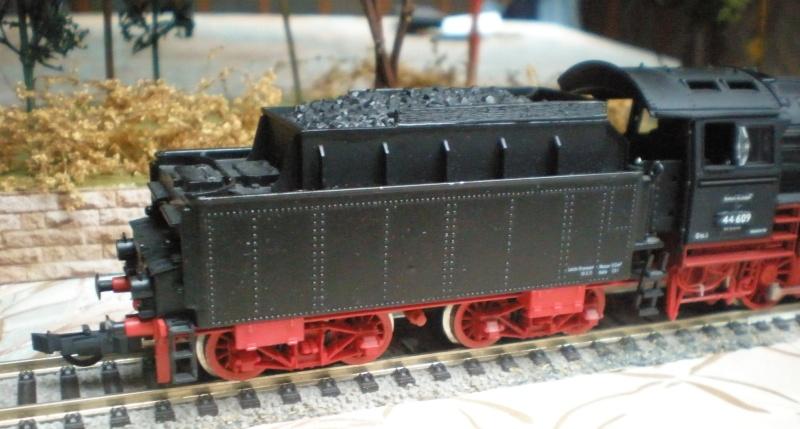 BR 44 mit Preußentender Pb111512