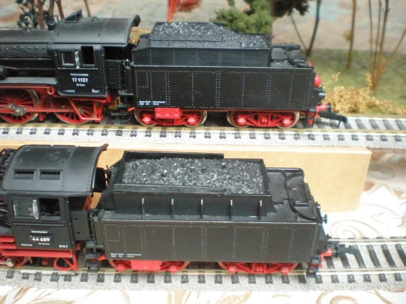BR 44 mit Preußentender Pb111514