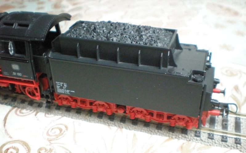 BR 44 mit Preußentender Pb111515
