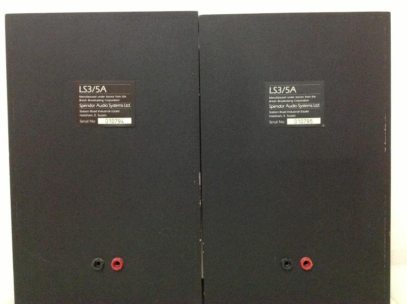Spendor LS3/5a speaker(sold) Image11