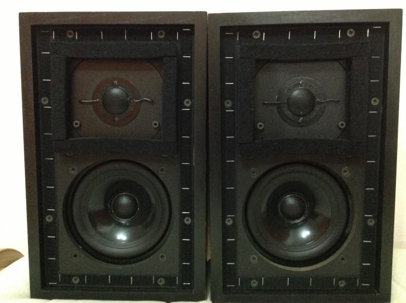 Spendor LS3/5a speaker(sold) Image210