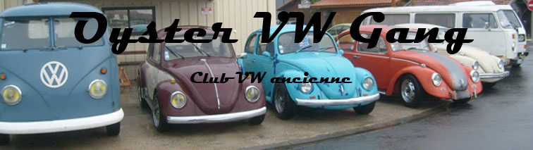 Oyster VW Gang