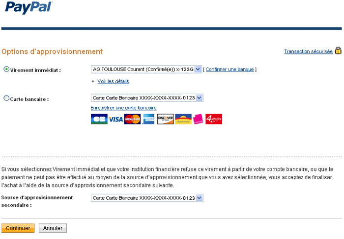 [TUTO] Paypal entre proches Paypal11