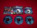 Les jeux PAL en double boîtier Atlant10