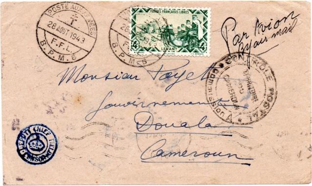 ENVELOPPE F.F.L. du B.P.M.6 de juin 1943 1943_f10