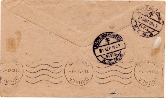 ENVELOPPE F.F.L. du B.P.M.6 de juin 1943 1943_f11