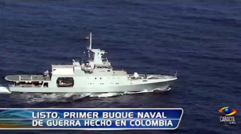 [INFO] ARMADA DE LA REPUBLICA DE COLOMBIA-MARINE COLOMBIENNE Arc_2010