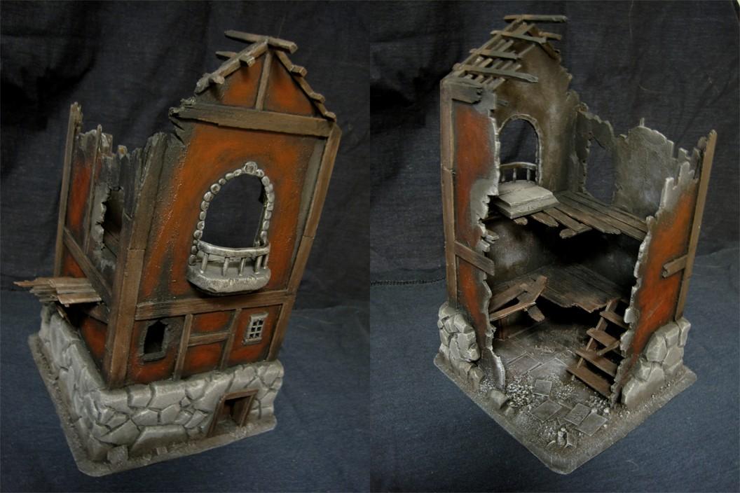Kaptain Dedgob's Terrain House-15