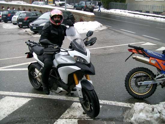 Inverno: Tutto su come trattare la vostra moto 100_2610